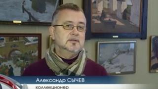 В Пензе открылась обновленная выставка Горюшкина Сорокопудова