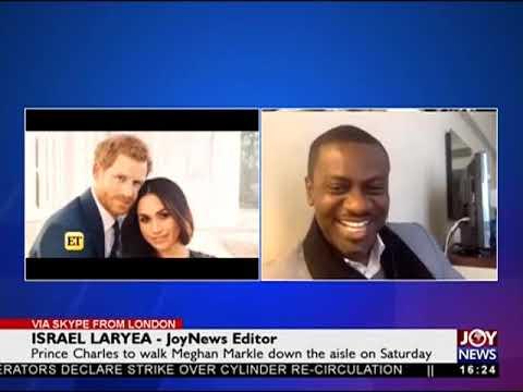 Royal Wedding - The Pulse on JoyNews (18-5-18)