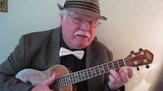 """TEDDY BEAR'S PICNIC for UKULELE - UKULELE LESSON / TUTORIAL by """"UKULELE MIKE"""""""