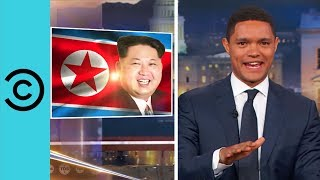 Who Will World War 3 Be With? - The Daily Show | Comedy Central