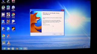Windows 8 - How to install mozilla firefox