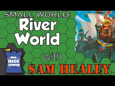 Small World: River World Review - with Sam Healey