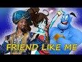 Never had a Friend Like Me [3 way Mashup]