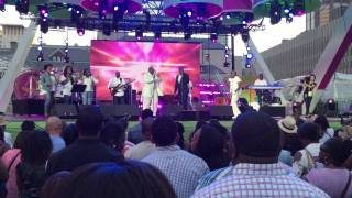 Dance - 3 Winans Brothers - Toronto Summer 2015
