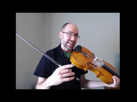 Learning how to play dynamics on the violin/viola