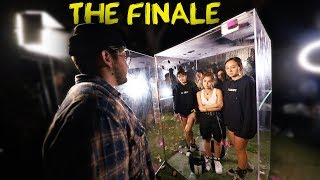 Last Youtuber To Leave The Box, Wins $10,000 FINALE (GIRLS EDITION)