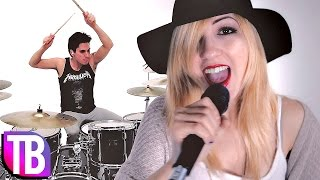All Time Low - Something's Gotta Give (TeraBrite Cover feat. Ricky Ficarelli)