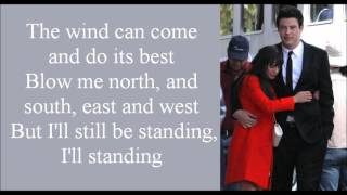 Glee - Roots Before Branches (lyrics)