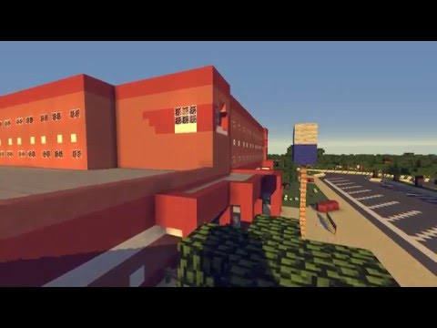 Marriotts Ridge High School Minecraft Project