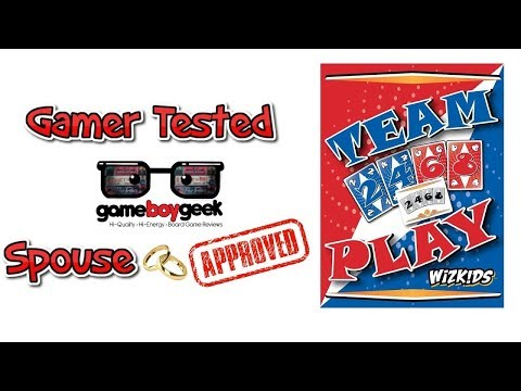 Gamer Tested - Spouse Approved - Team Play with the Game Boy Geek & Denise