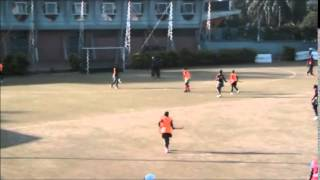 preview picture of video 'Kampala Hockey Club Ladies v Weatherhead B League game on 29 06 2014'