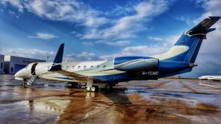 EMBRAER LEGACY 650 - Beruit to Nice Cote D'Azur