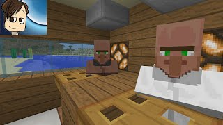 Minecraft For Kids: Tutorial - How To Trade With Villagers - S 002 E 004