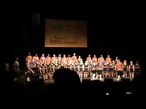 Tuks Camerata African Medley at the World Choir Games 2014, Riga