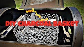 STICK BURNING VS CHARCOAL BASKET