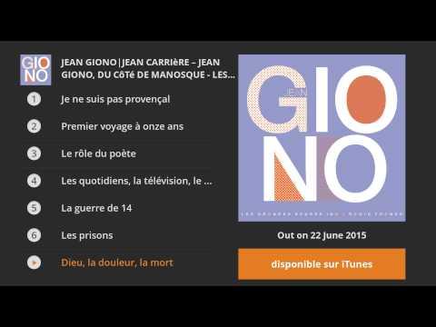 Vidéo de Jean Carrière