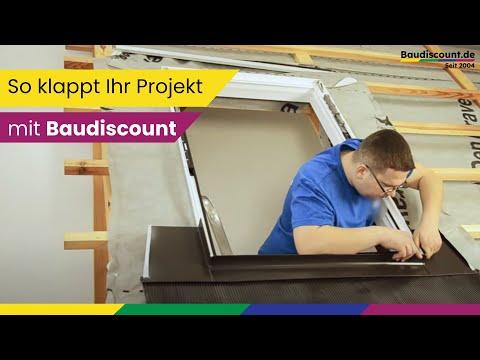 Montageanleitung / Einbauanleitung - Dachfenster