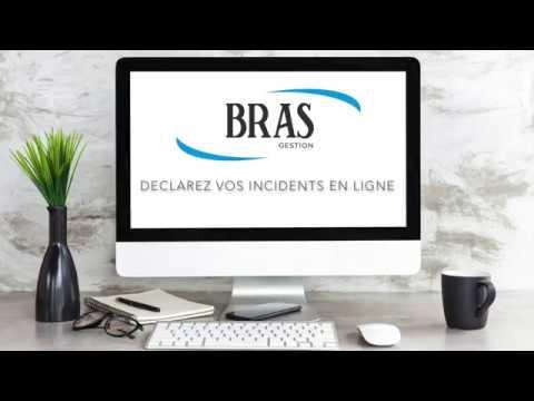 Nouveau chez Bras Gestion Locative, déclarez vos incidents sur votre espace client