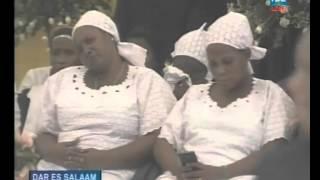 Wimbo wa Faraja katika Kuuaga mwili | TBC