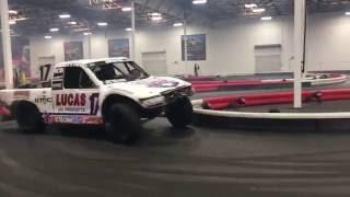 Carl Renezeder Indoor Test Drive K1 Speed