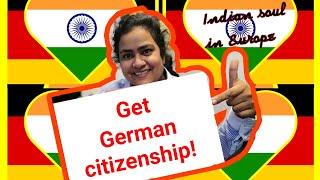 How to get German citizenship | German Passport | process of Einbürgerung