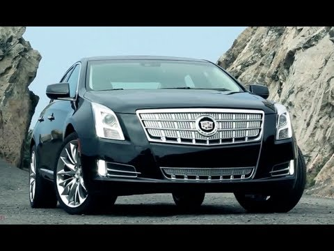 2013 Cadillac XTS Review