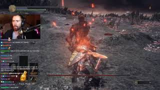 Asmongold's Eleventh and Final Stream of Dark Souls 3 | FULL VOD
