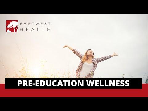 , title : 'pre education wellness