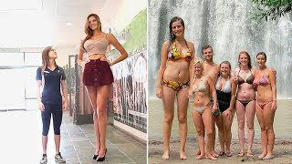 15 Women With The Most Unique Bodies in the World