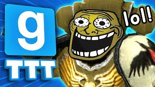 HOW ARE YOU SO BAD AT THIS?! | Gmod TTT