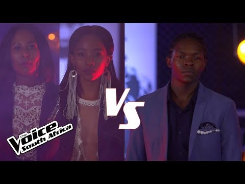 #TeamRiky: Aura vs Skhumbuzo – 'Stay' | Battles | The Voice SA