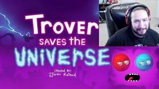 UberHaxorNova Plays Trover Saves The Universe