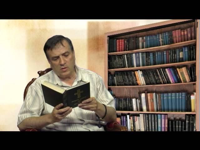 Тълкувание на Евангелието по св.ап. и ев. Лука, глава 8, Иван Николов - ППТВ