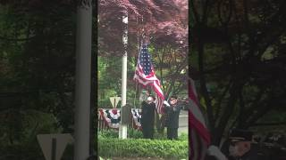HBCA Memorial Day Flag Raising Ceremony