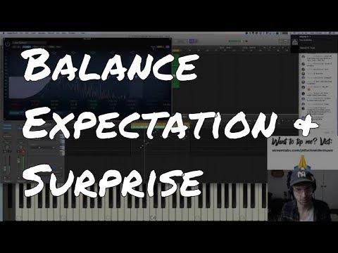 Composing Tip: Balance Expectation & Surprise