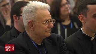 Papa Francesco riceve l'Associazione Cattolica Operatori Sanitari