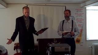 Jesus eller Barabbas / Jesus or Barabbas