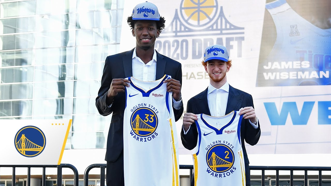 Analytics, data, intel, historical information, film, numbers—the Draft is not an easy puzzle to solve. Get an inside look at how the Golden State Warriors front office tackled it in an unprecedented year with The Draft And The Data, presented by @Google Cloud