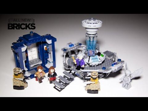 Vidéo LEGO Ideas 21304 : Doctor Who
