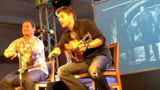 Jensen Ackles The Weight with Jason Manns [JIB Con 2010]