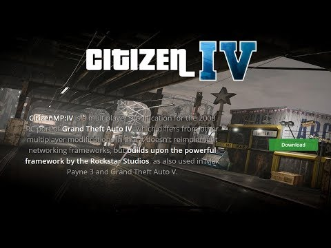 grand theft auto iv multiplayer download