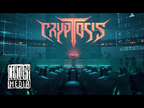 CRYPTOSIS - Decypher (OFFICIAL VIDEO) online metal music video by CRYPTOSIS
