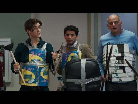 Office Uprising (2018) - Official Trailer (HD)