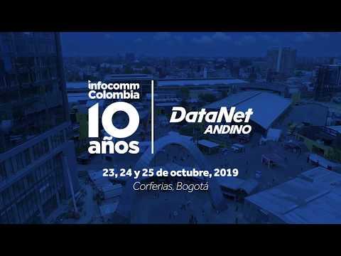Prepárese para DataNet Andino 2019