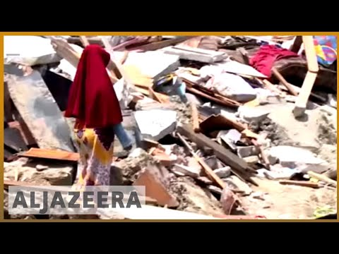 🇮🇩Aid begins to reach remote communities in Indonesia after double disaster l Al Jazeera English