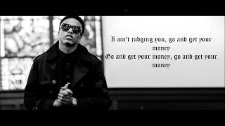 August Alsina - Grind & Pray/Get Ya Money (feat.Fabolous)  Lyrics HD