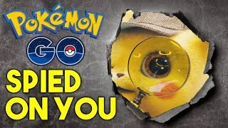Pokemon Go Dev Accidentally Spied on You - Inside Gaming Daily