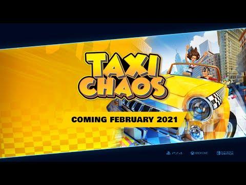 Trailer de présentation de Taxi Chaos