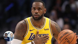LeBron dropping dimes to AD & Kyle Kuzma is key to the Lakers' success – Jalen Rose | Jalen & Jacoby
