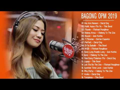 New OPM Love Songs 2019 - New Tagalog Songs 2019 Playlis - This Band, Juan Karlos, Moira Dela Torre